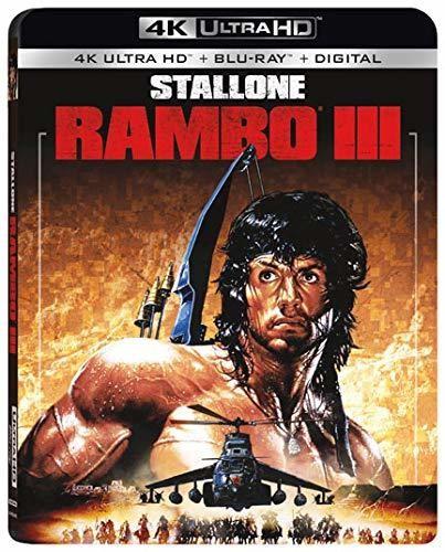 Rambo III [4K Ultra HD Blu-ray/Blu-ray]