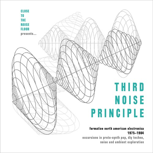 Third Noise Principle: Formative North American Electronica 1975-1984/  Various [Import]