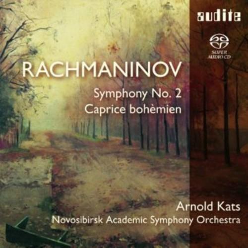Symphony No 2 & Caprice Bohemien