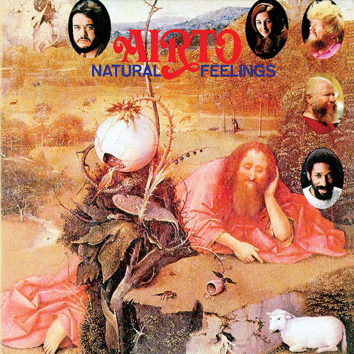 Natural Feelings , Airto