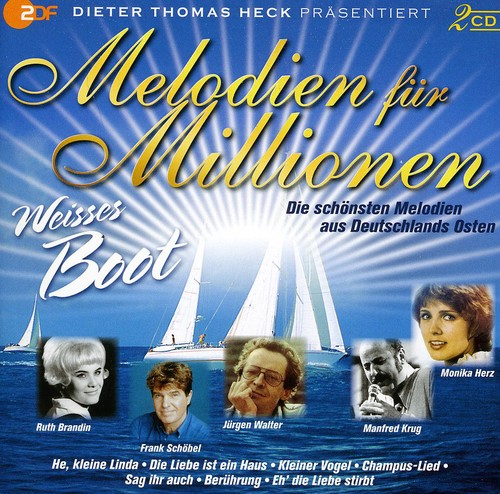 Weisses Boot: Melodien Fur Millionen /  Various [Import]