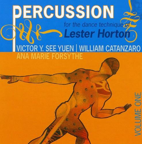 Percussion Dance Technique of Lester Horton I