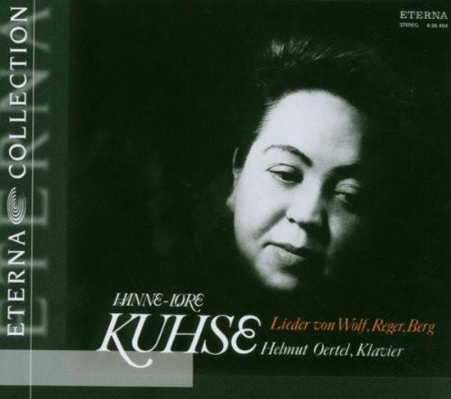 Hanne-Lore Kuhse Sings