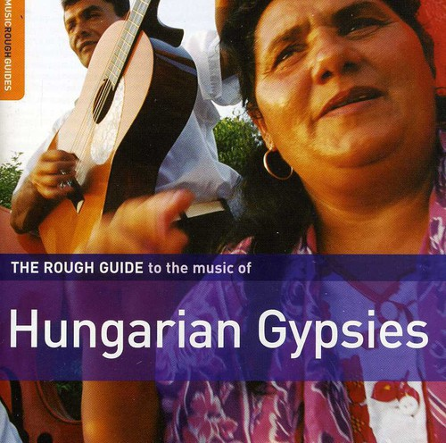 Various Artists-Rough Guide to the Music of Hungarian Gypsies