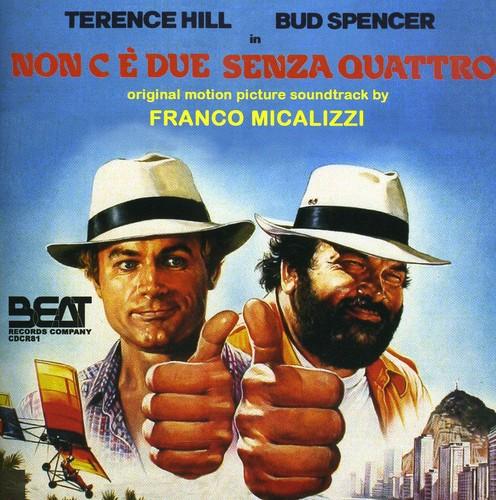 Non C'e Due Senza Quattro (Original Soundtrack) [Import]