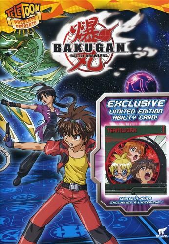 Vol. 7-Bakugan [Import]