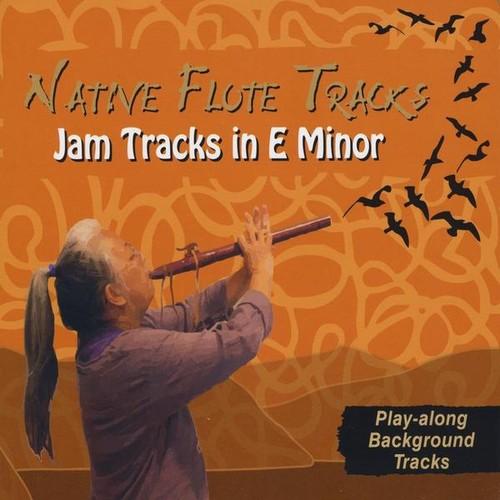 Jam Tracks in E Minor /  Various
