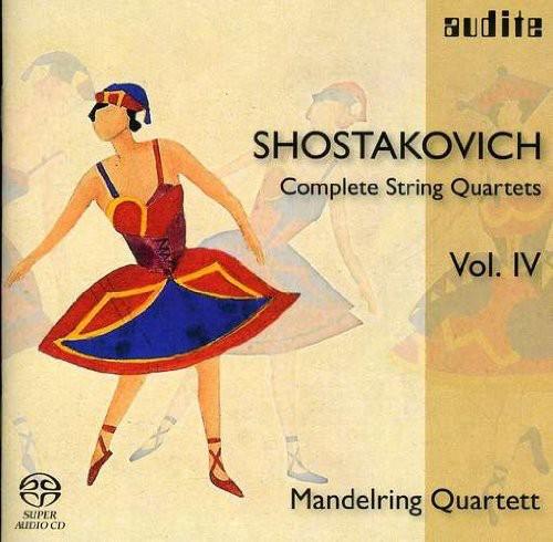 Complete String Quartets Iv
