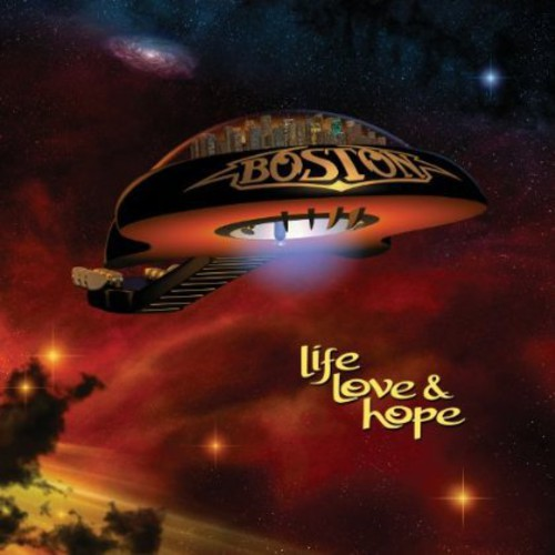 Boston-Life Love & Hope