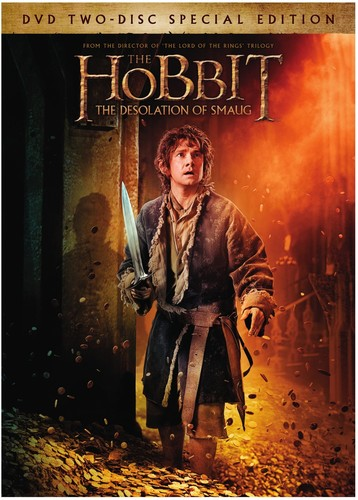 Hobbit: The Desolation of Smaug [2 Discs] [UltraViolet]