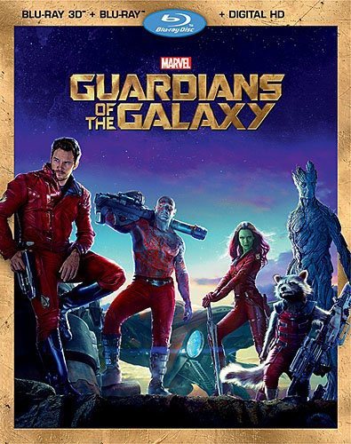 Guardians of the Galaxy [3D] [Blu-ray] [DTS]