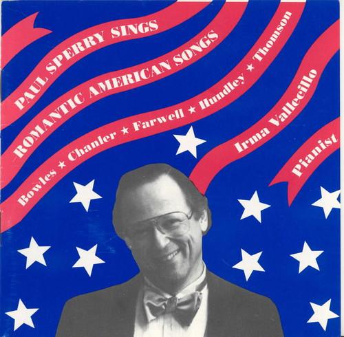 Sperry Sings Romantic American