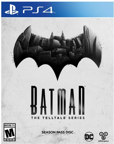 Batman: The Telltale Series for PlayStation 4
