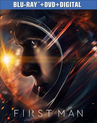 First Man [Blu-ray/DVD]