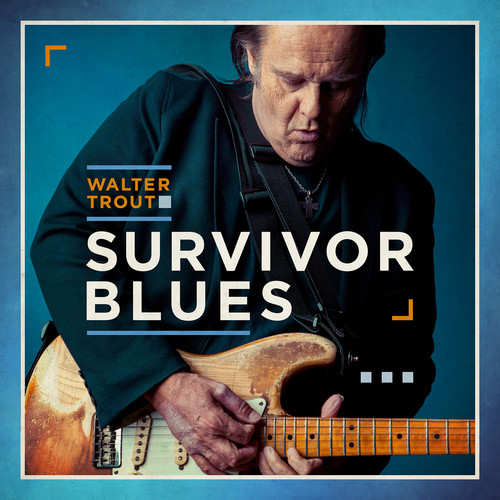 Walter Trout-Survivor Blues