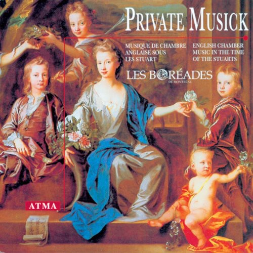 Private Musick: Chamber Music from Stuart England