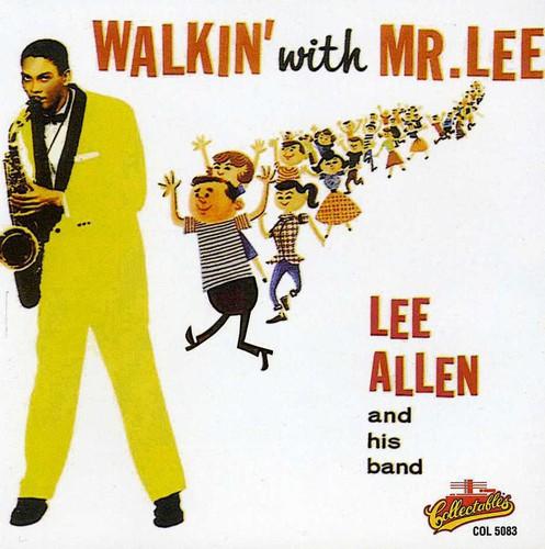 Walkin with Mr Lee