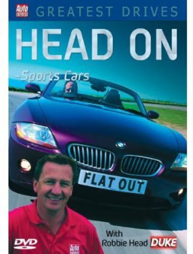 Head on Sports Cars