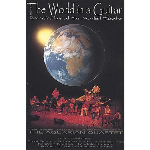 World in a Guitar