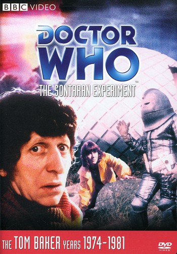 Doctor Who: The Sontaran Experiment