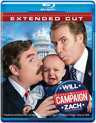 Campaign [2 Discs] [UltraViolet] [Blu-ray/DVD]