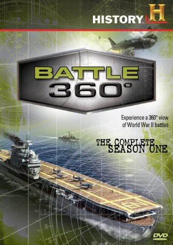 Battle 360: The Complete Season One