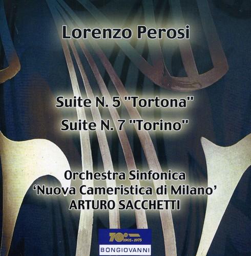 Suite 5 Tortona for Orchestra /  Suite 7 Torino