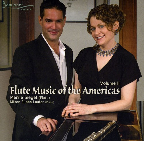 Flute Music of the Americas Vol. 2