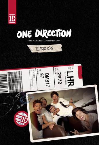 One Direction-Take Me Home [Deluxe Yearbook Edition]