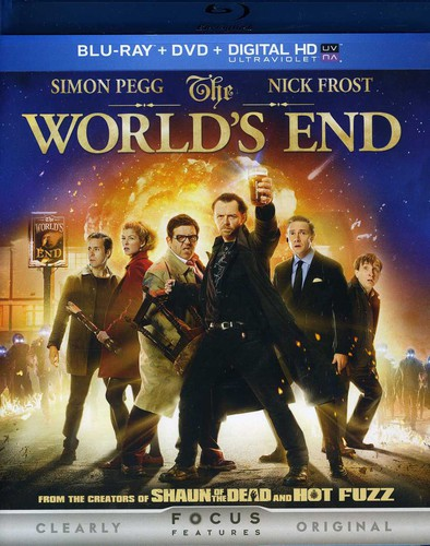 World's End [2 Discs] [UltraViolet] [Blu-ray/DVD]