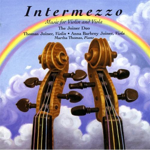 Intermezzo: Unusual Music for Violin & Viola