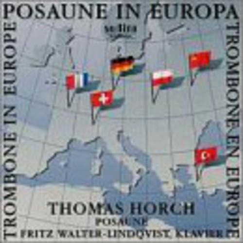 Trombone in Europe