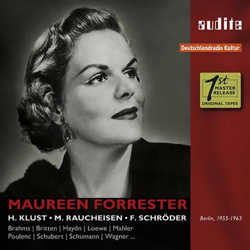 Portrait: Maureen Forrester