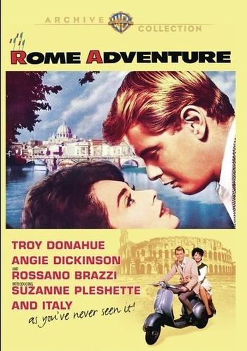 Rome Adventure [DVD-R]