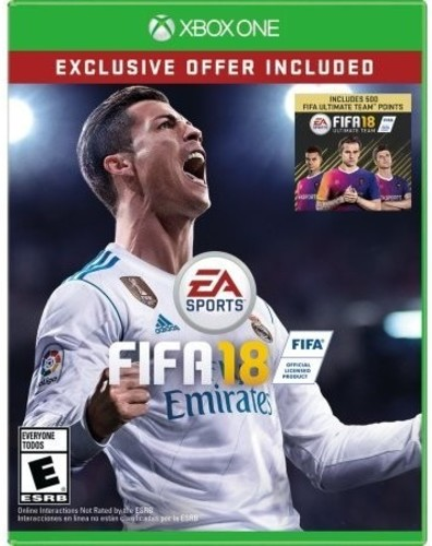 FIFA 18 - Includes 500 Ultimate Team Points