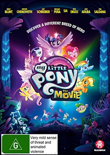 My Little Pony: The Movie [Import]