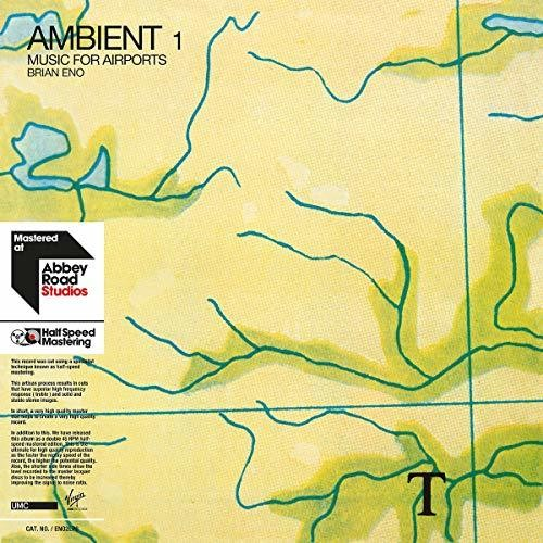 Ambient 1: Music for Airports [Import] , Brian Eno