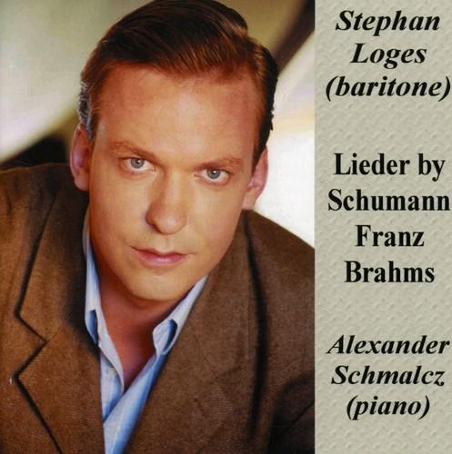 Lieder By Schumann Franz Brahms