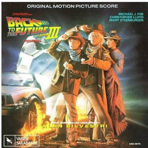 Various Artists-Back to the Future III (Original Soundtrack)
