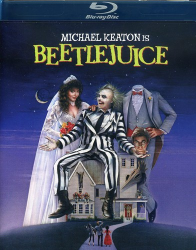Beetlejuice [Blu-ray]