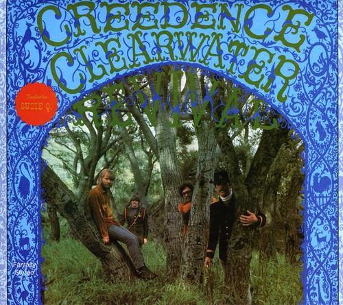 Creedence Clearwater Revival-Creedence Clearwater Revival [Remastered] [Bonus Tracks] [Digipak]