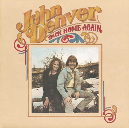 John Denver-Back Home Again