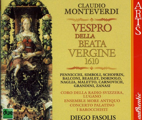 Monteverdi : Vespers of 1610