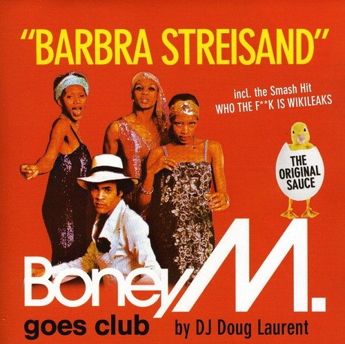 Boney M-Boney M Goes Club
