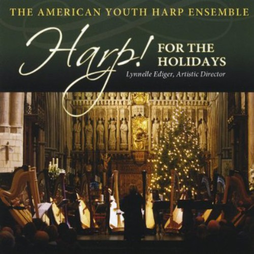 Harp for the Holidays