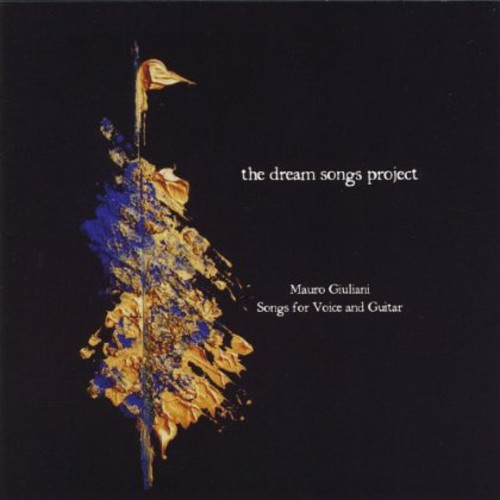 Mauro Giuliani: Songs for Voice & Guitar