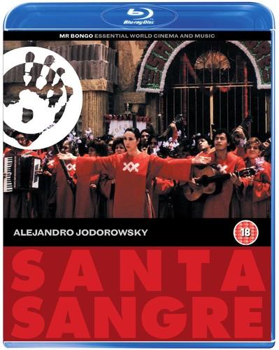 Santa Sangre [Import]