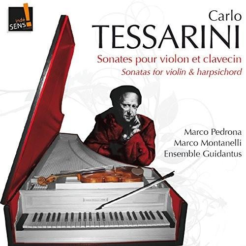 Sonatas for Violin and Harpsic
