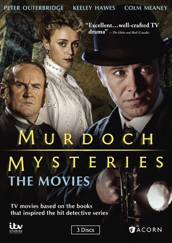 Murdoch Mysteries: The Movies