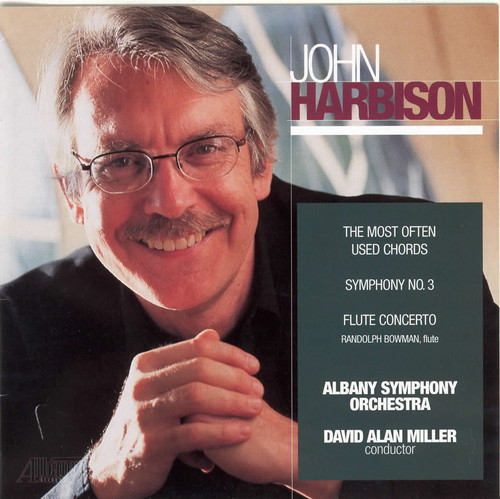 Orchestral Music of John Harbison